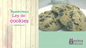 cookies requisitos